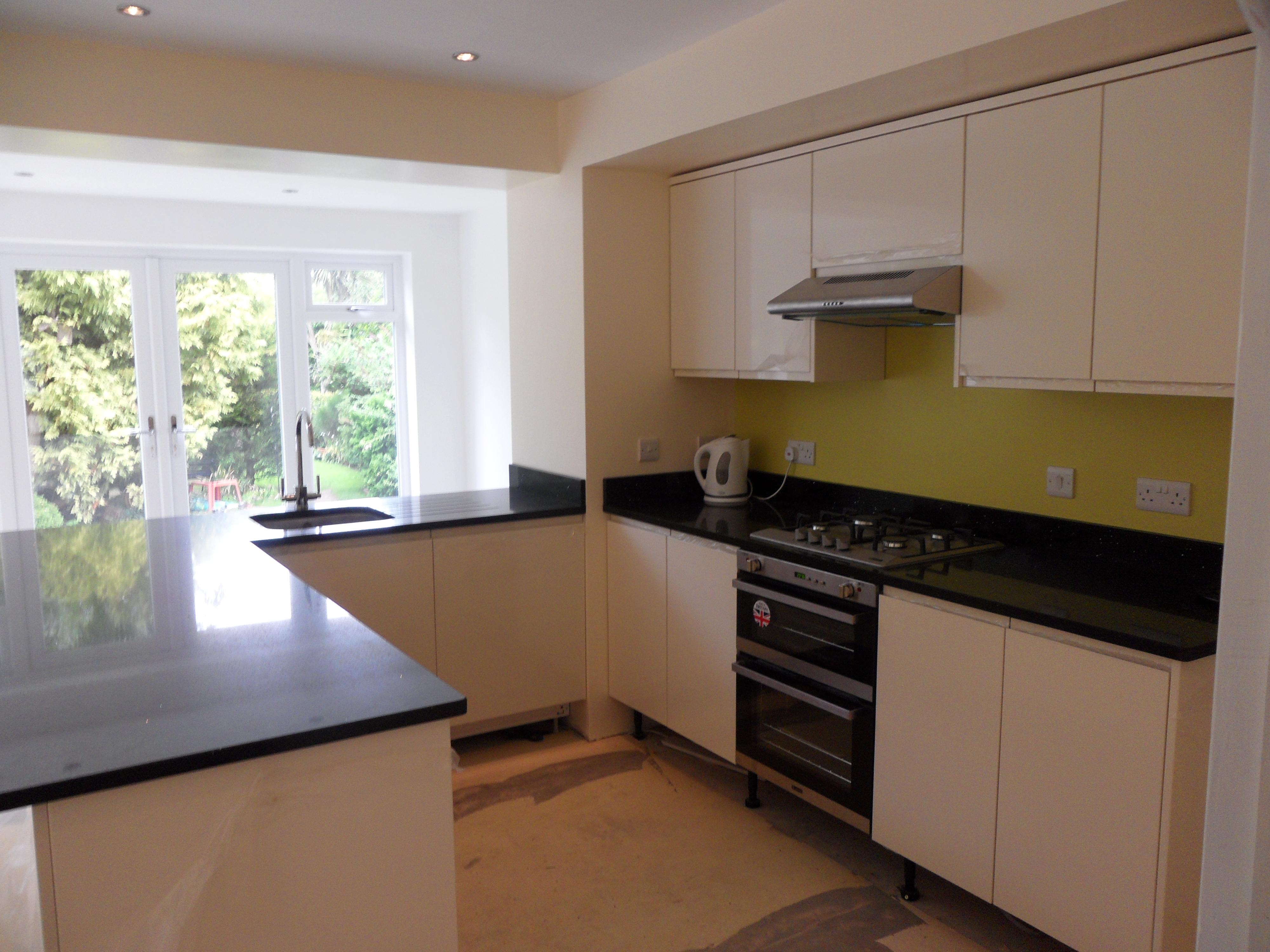 Restaurant Kitchen Units our services | p grundy building services ltd